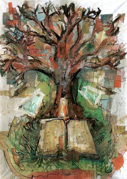 Artwork by Andrew Scott Wilson